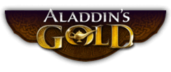 200% up to $2000 for 7 Days Welcome Bonus from Aladdin's Gold Casino