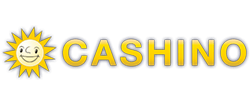 100% up to £250 + 150 Spins + £10 Match Play on 1st Deposit Welcome Bonus from Cashino Casino