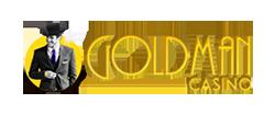 50% up to $/€/£100 on 2nd Deposit Bonus from Goldman Casino