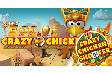 Golden Egg of Crazy Chicken Crazy Chicken Shooter CSS