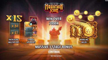 Hall of the Mountain King screenshot 5