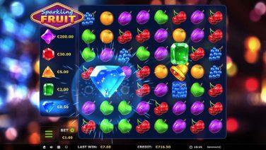 Sparkling Fruits Match 3 (2)