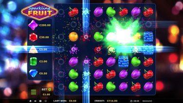 Sparkling Fruits Match 3 (3)
