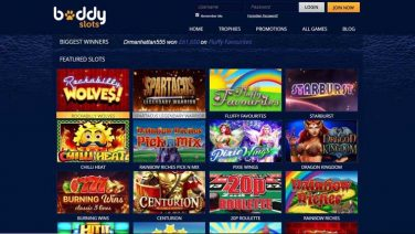 buddy slots casino screenshot (2)