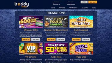 buddy slots casino screenshot (3)