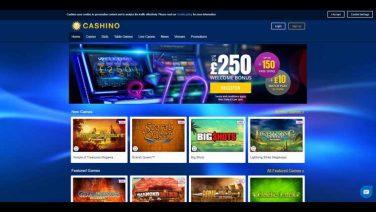 cashino casino screenshot (1)