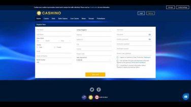 cashino casino screenshot (5)