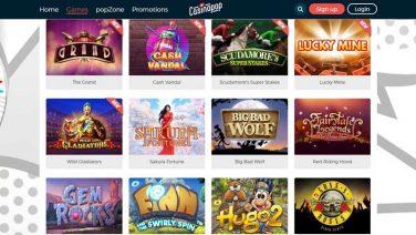 casinopop casino screenshot (3)