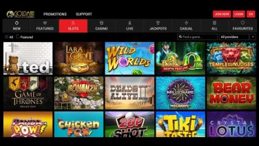goldman casino screenshot (2)