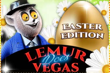 Lemur Does Vegas – Easter Edition