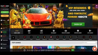 playamo casino screenshot (1)