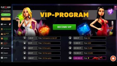 playamo casino screenshot (3)