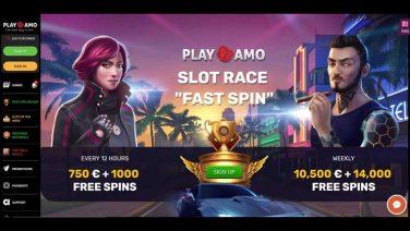 playamo casino screenshot (5)