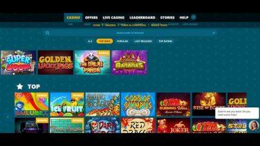 spinaru casino screenshot (3)