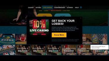 spinaru casino screenshot (5)