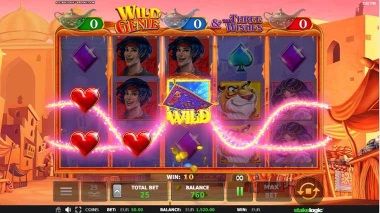 Spiele Genie Wild - Video Slots Online