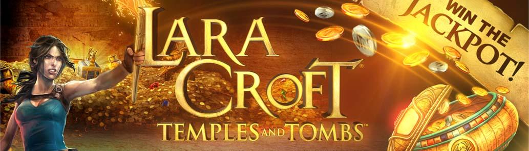 Lara Croft® Temples and Tombs™