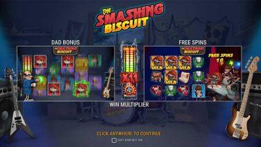 The Smashing Biscuitscreenshot (1)