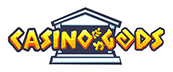 100% up to £300 + 300 Spins 1st Deposit Bonus from Casino Gods
