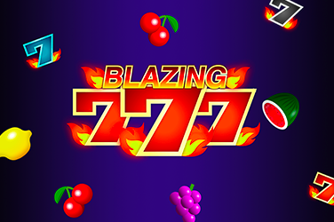 Blazin 7's