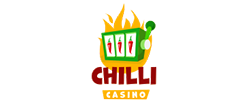 100% up to £150 + up to 150 Spins with No Wagering 1st Deposit Bonus from Chilli Casino