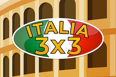 Italia 3×3