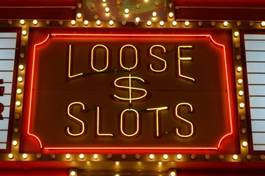Slots with a low house edge and high RTP are known as 'loose slots'