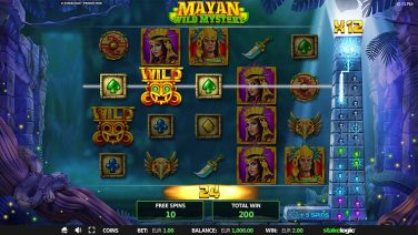 mayan wild mystery 4