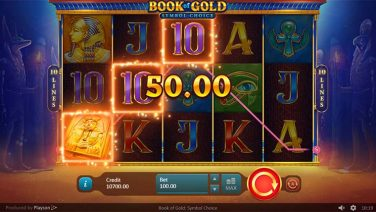 Spiele Book Of Gold: Symbol Choice - Video Slots Online