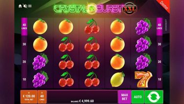 Spiele Crystal Burst XXL - Video Slots Online