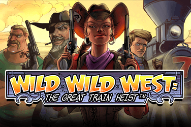 Wild Wild West: The Great Train Heist Touch