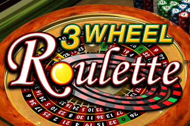 3 Wheel Roulette IGT