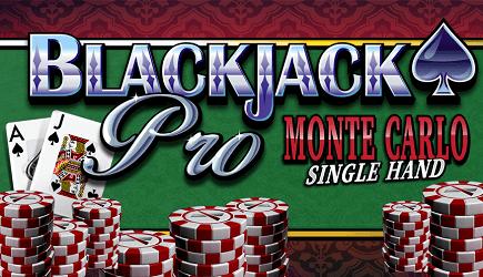BlackjackPro MonteCarlo SH NextGen