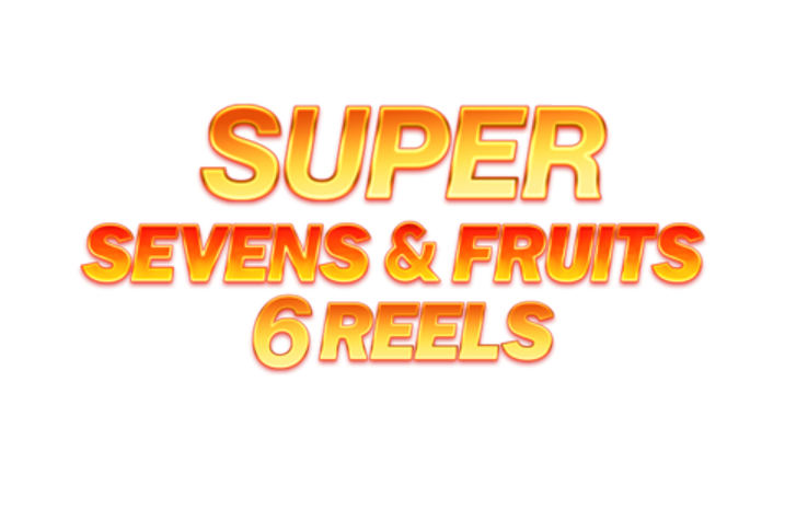 5 Super Sevens & Fruits: 6 reels