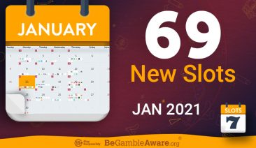 New Slots Games » January 2021