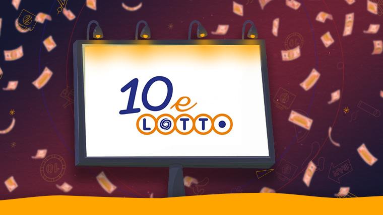 Italy 10e Lotto 20/90
