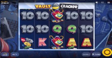 Vault Cracker Theme & Graphics