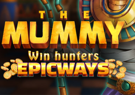 The Mummy Win Hunters EPICWAYS