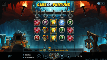 Cave of Fortune Theme & Graphics