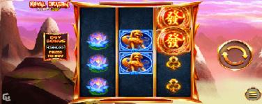 Royal Dragon Infinity Reels Theme & Graphics