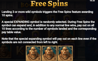 Book of 99 Free Spins