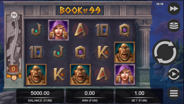 Book of 99 Theme & Graphics