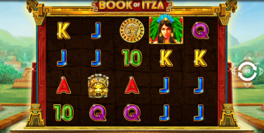 Book of Itza Theme & Graphics