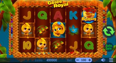 Gelee Royal Theme & Graphics