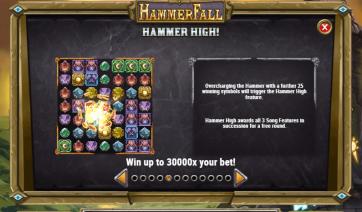 HammerFall Hammer High