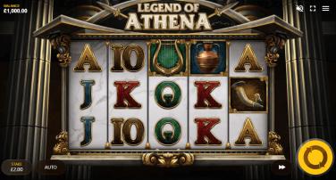 Legend of Athena Theme & Graphics