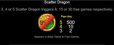 Lightning ShenLong Scatter Dragon