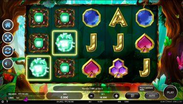 Magic Jewels Theme & Graphics