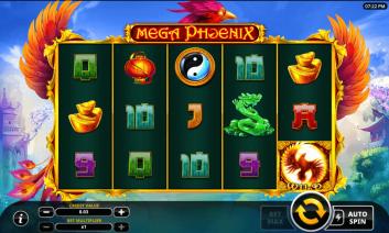 Mega Phoenix Theme & Graphics