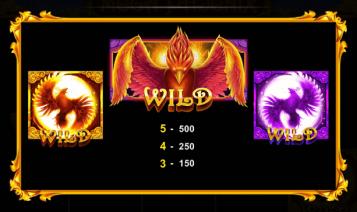 Mega Phoenix Wild
